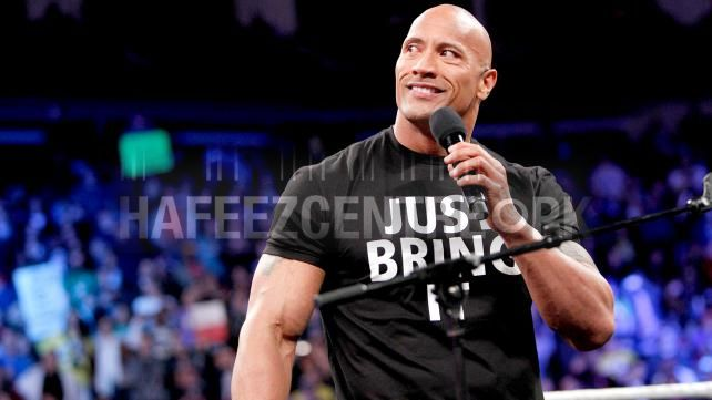 Download The Rock Just...K Letter Wallpapers 3d