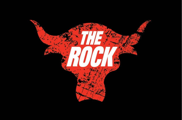 Download The Rock Logo Wallpaper Gallery