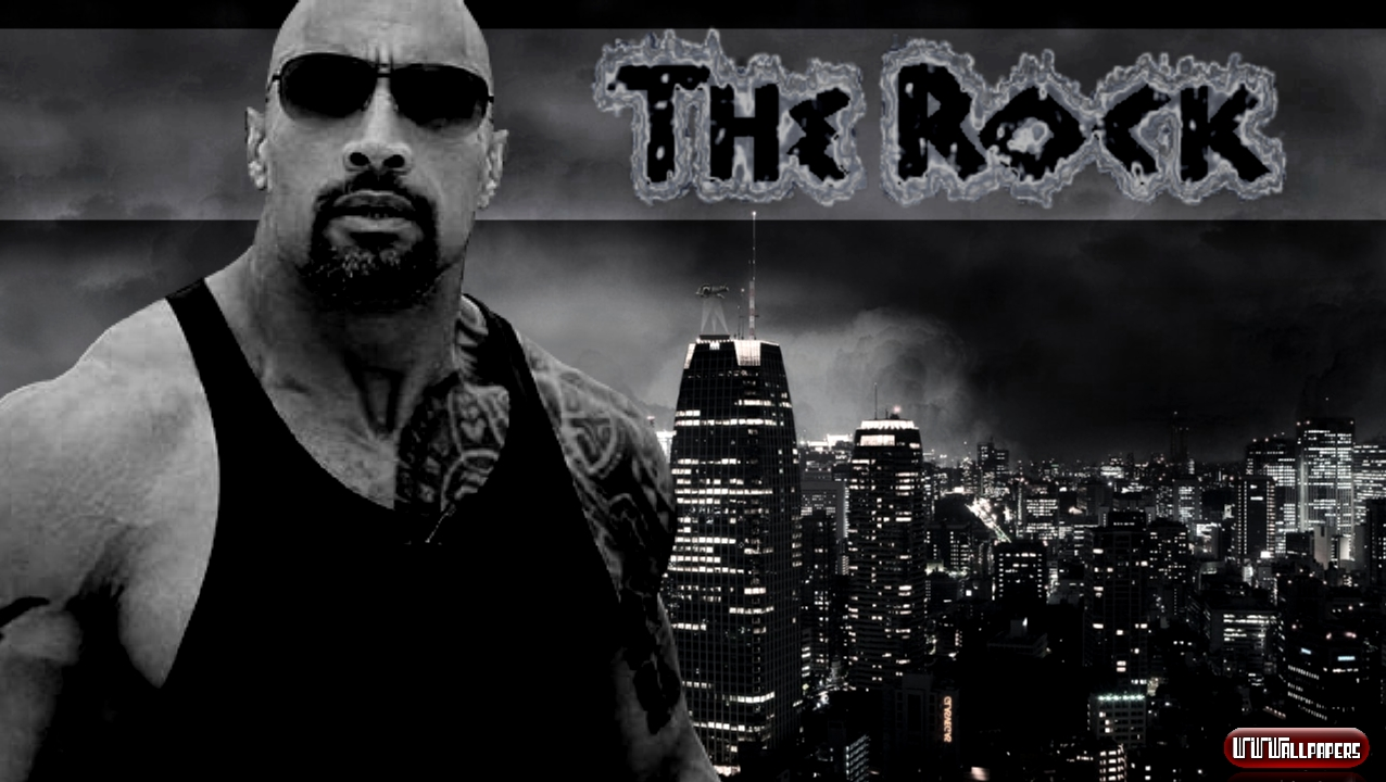 The Rock Wallpaper 2012