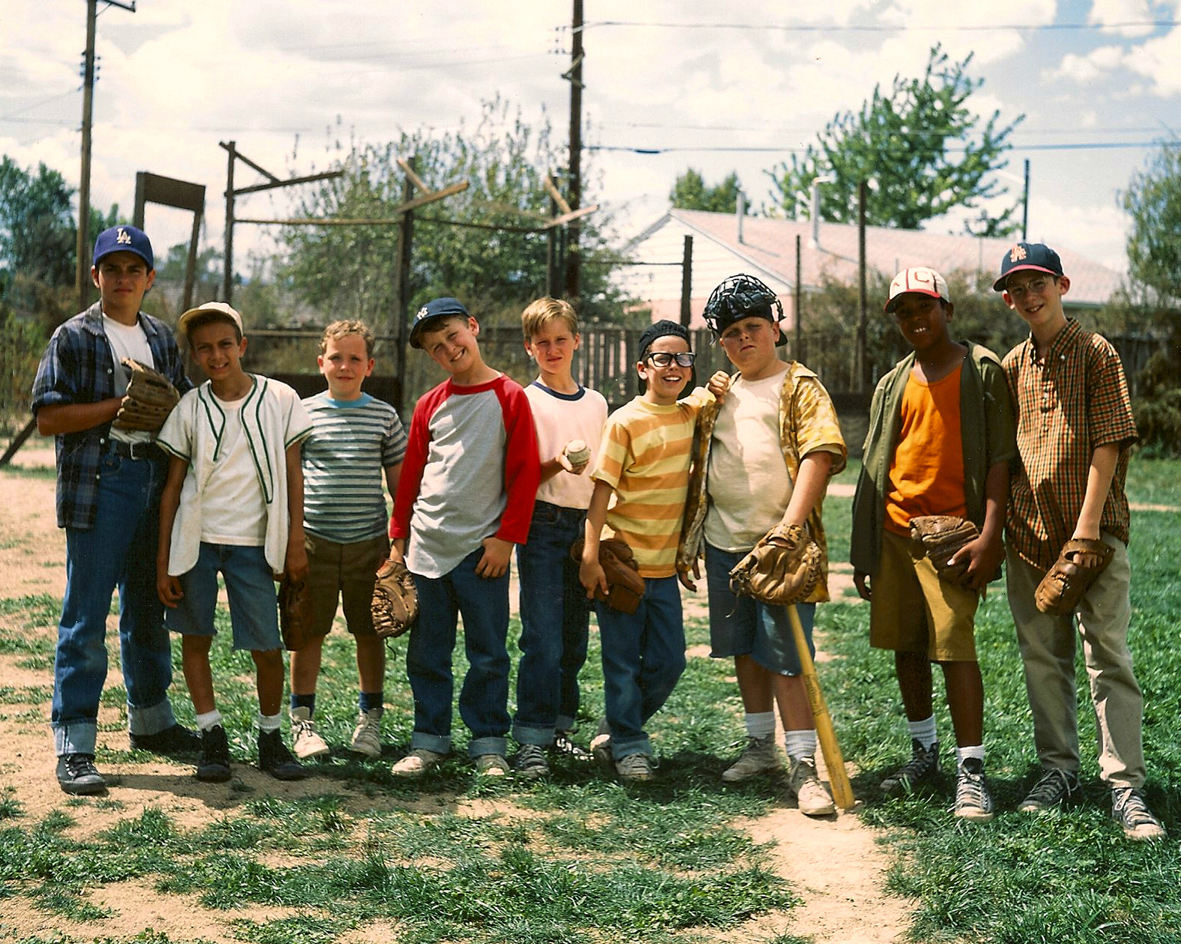 The Sandlot Wallpaper