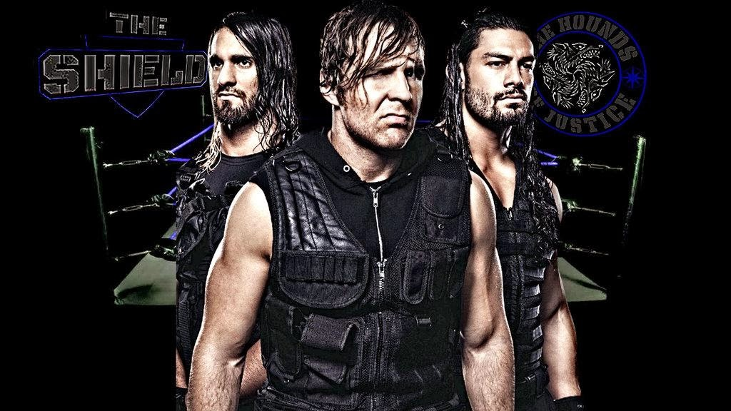 The Shield Wwe Wallpaper