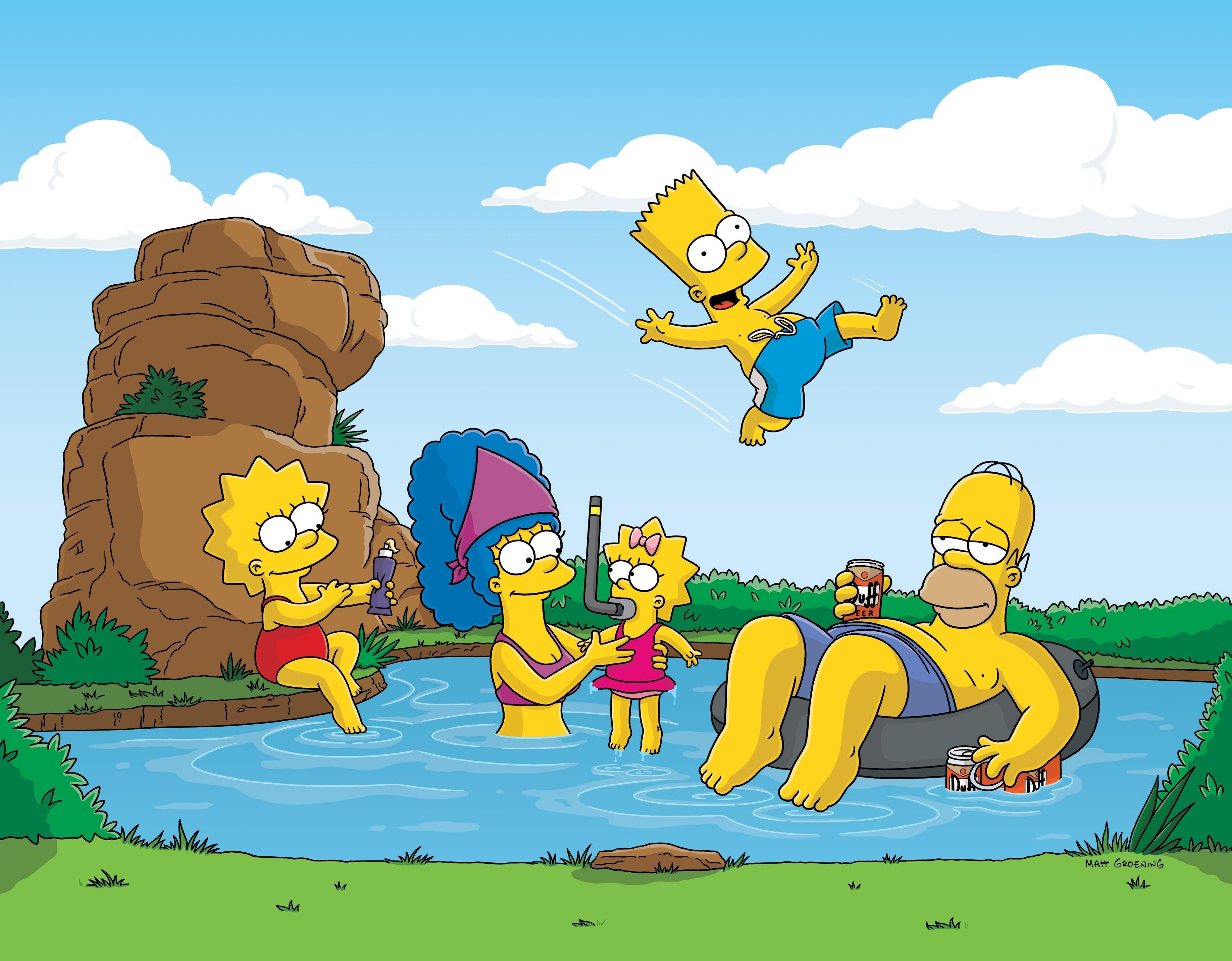The Simpson Wallpaper
