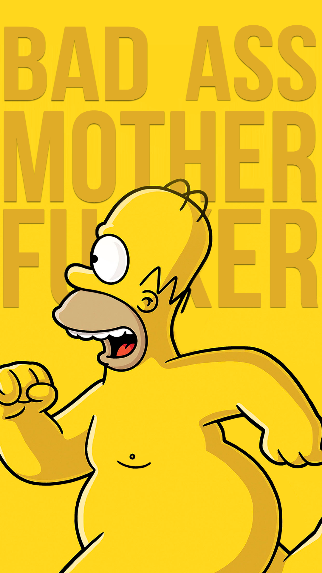 The Simpsons Phone Wallpaper
