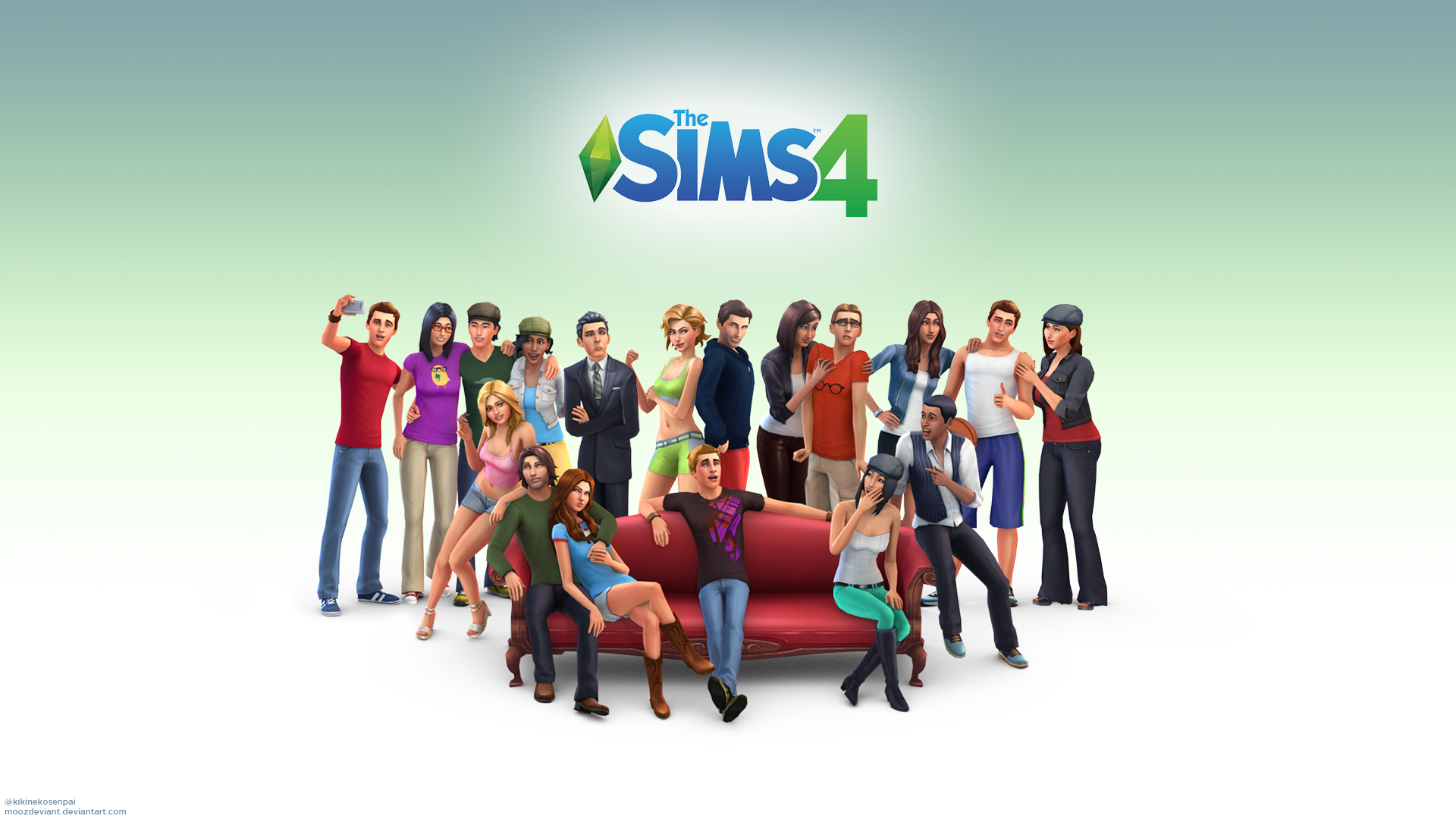 The Sims Wallpapers