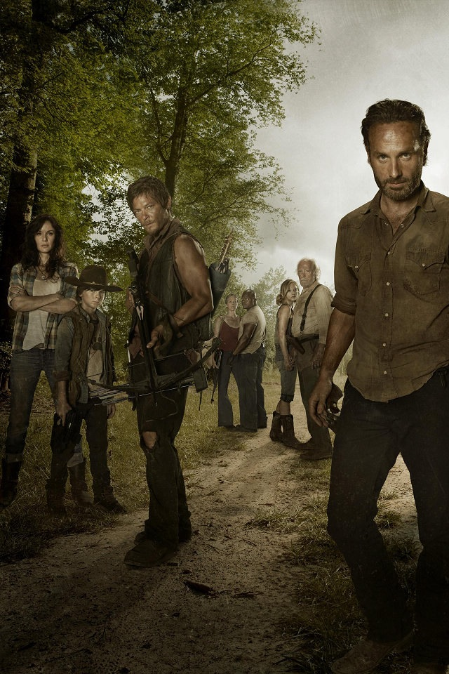 The Walking Dead Iphone Wallpapers