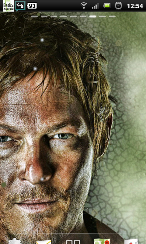 The Walking Dead Live Wallpaper