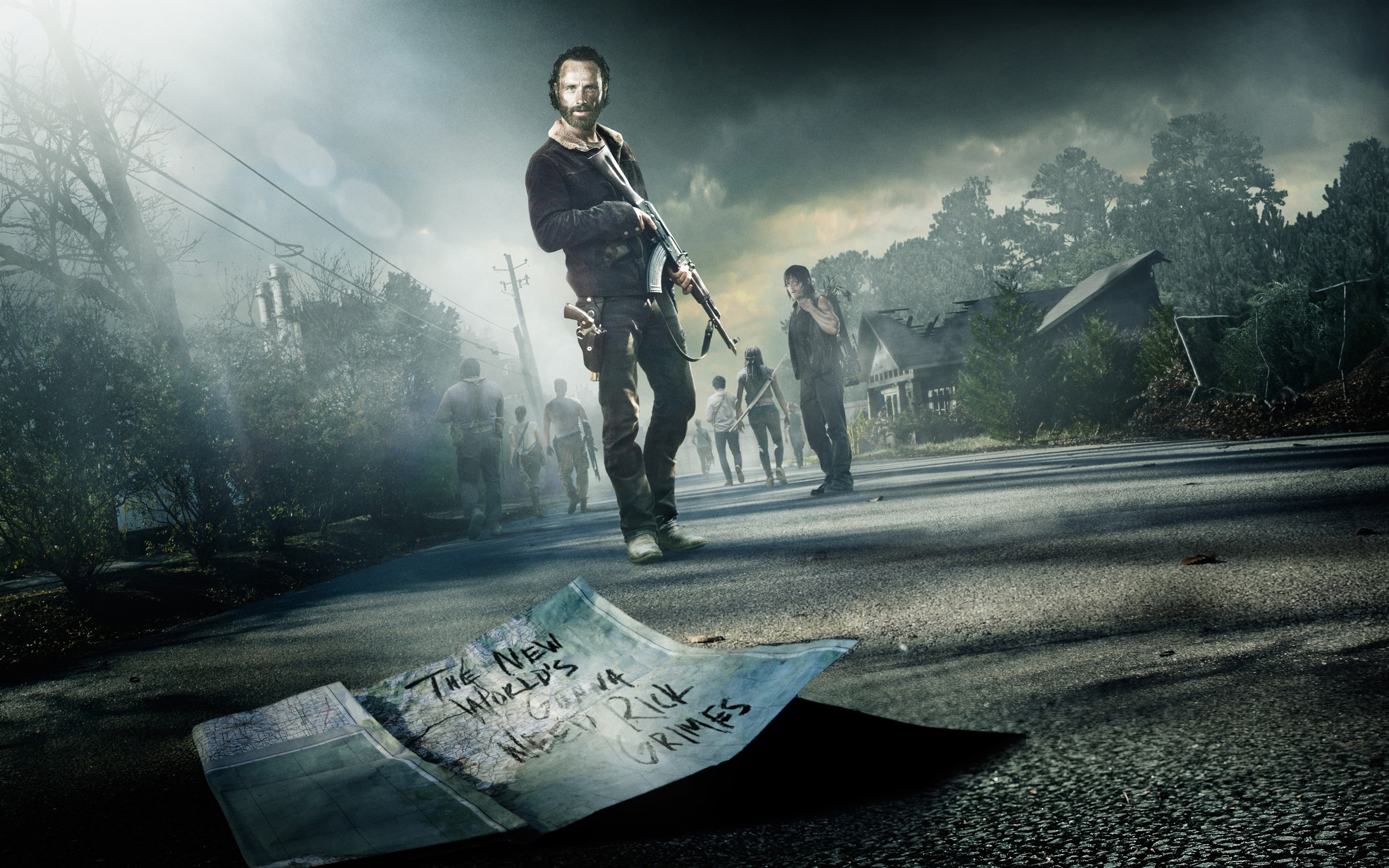 The Walking Dead Wallpapers