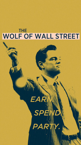 The Wolf Of Wall Street Wallpaper HD