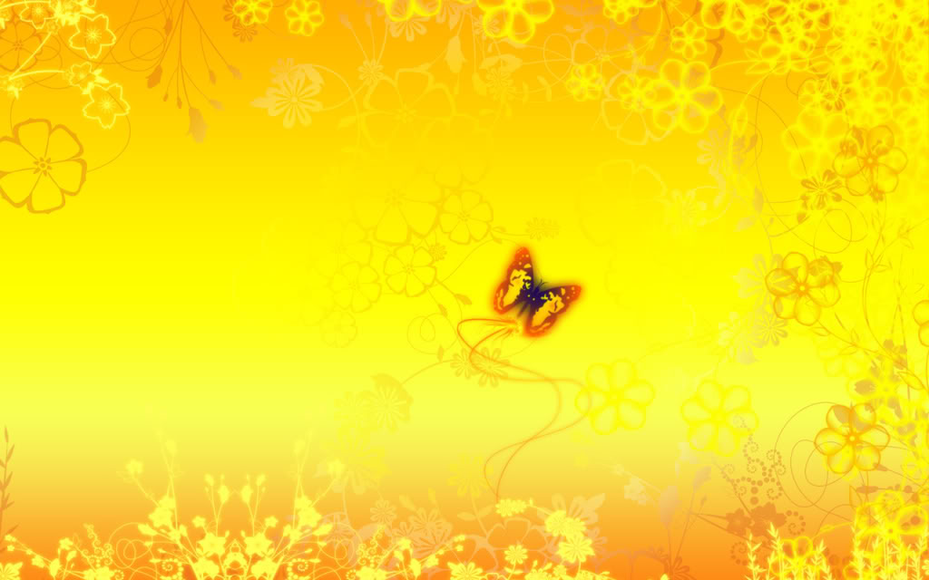 Download Theme Of Yellow Wallpaper Gallery