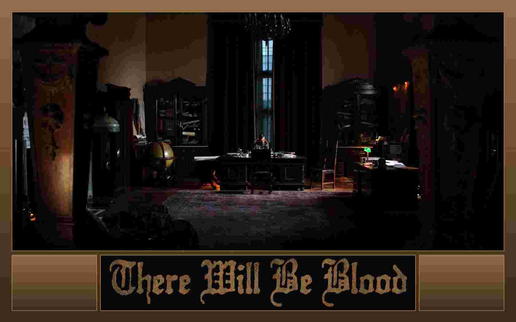 There Will Be Blood Wallpaper