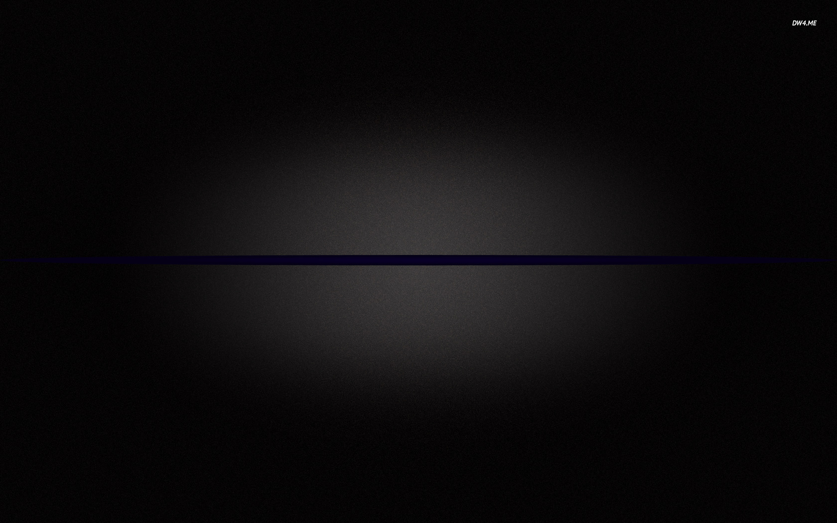 Thin Blue Line Desktop Wallpaper