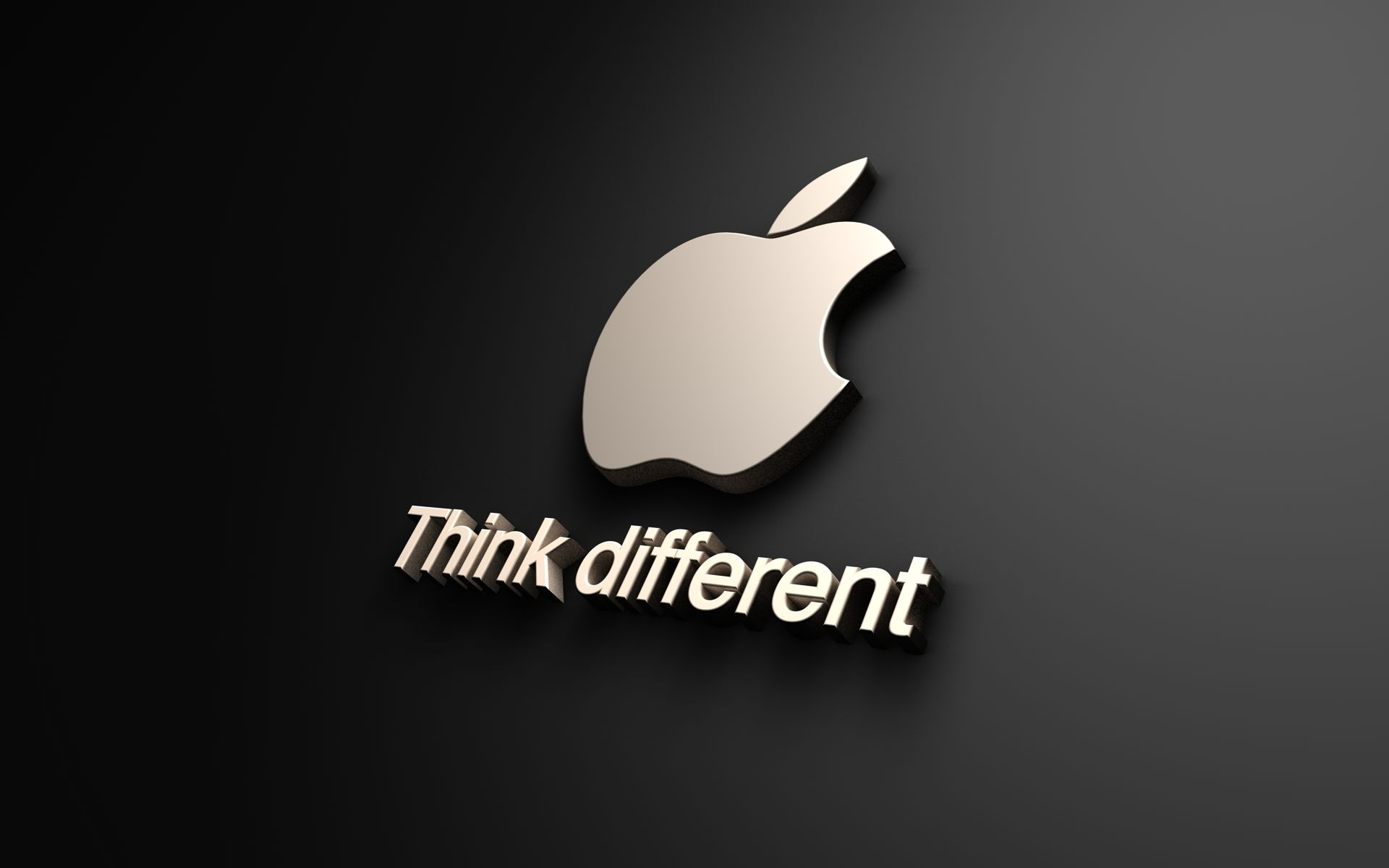 Think Different Apple Wallpaper