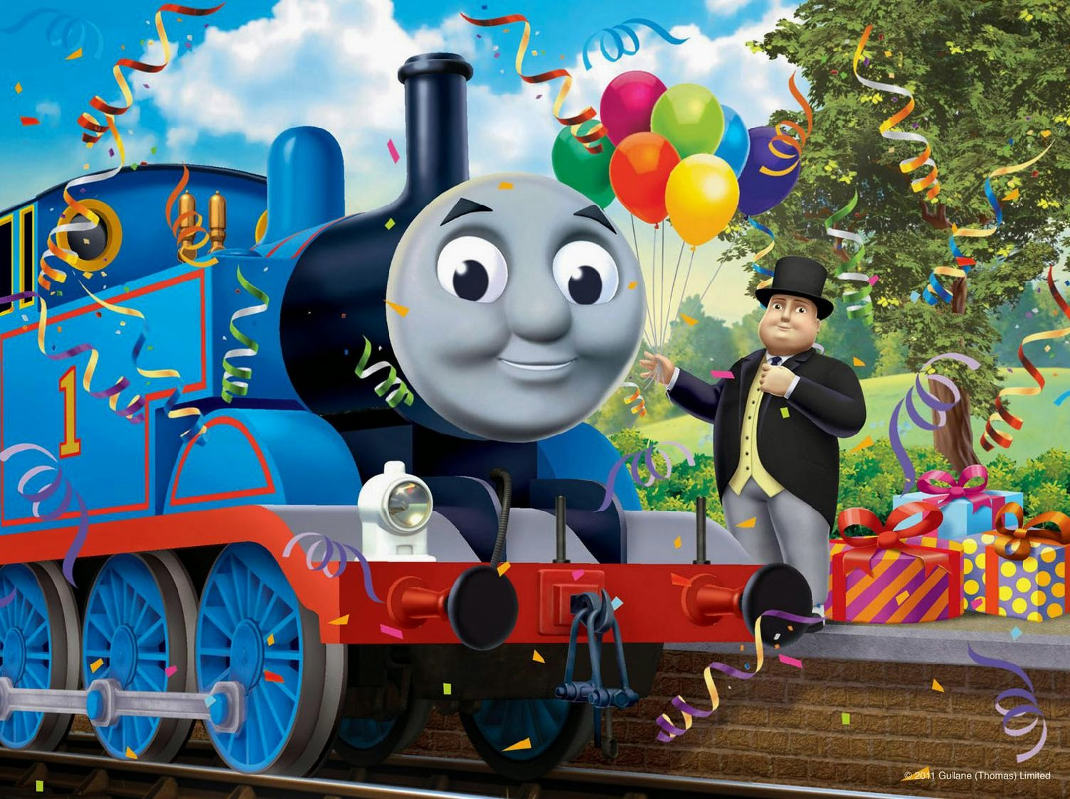 Thomas And Friend Wallpaper