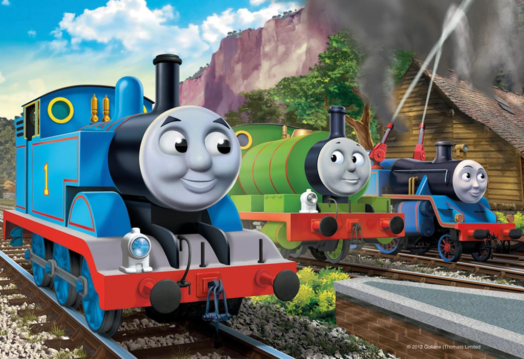 Thomas And Friends Wallpaper