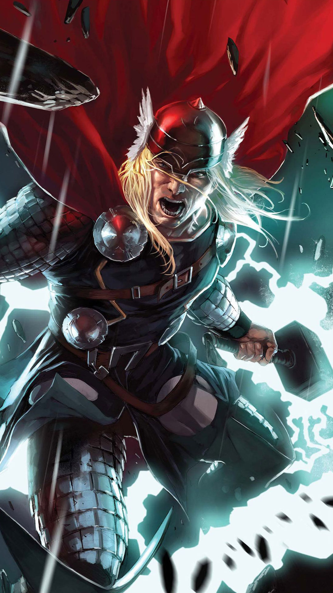 Thor Iphone Wallpaper