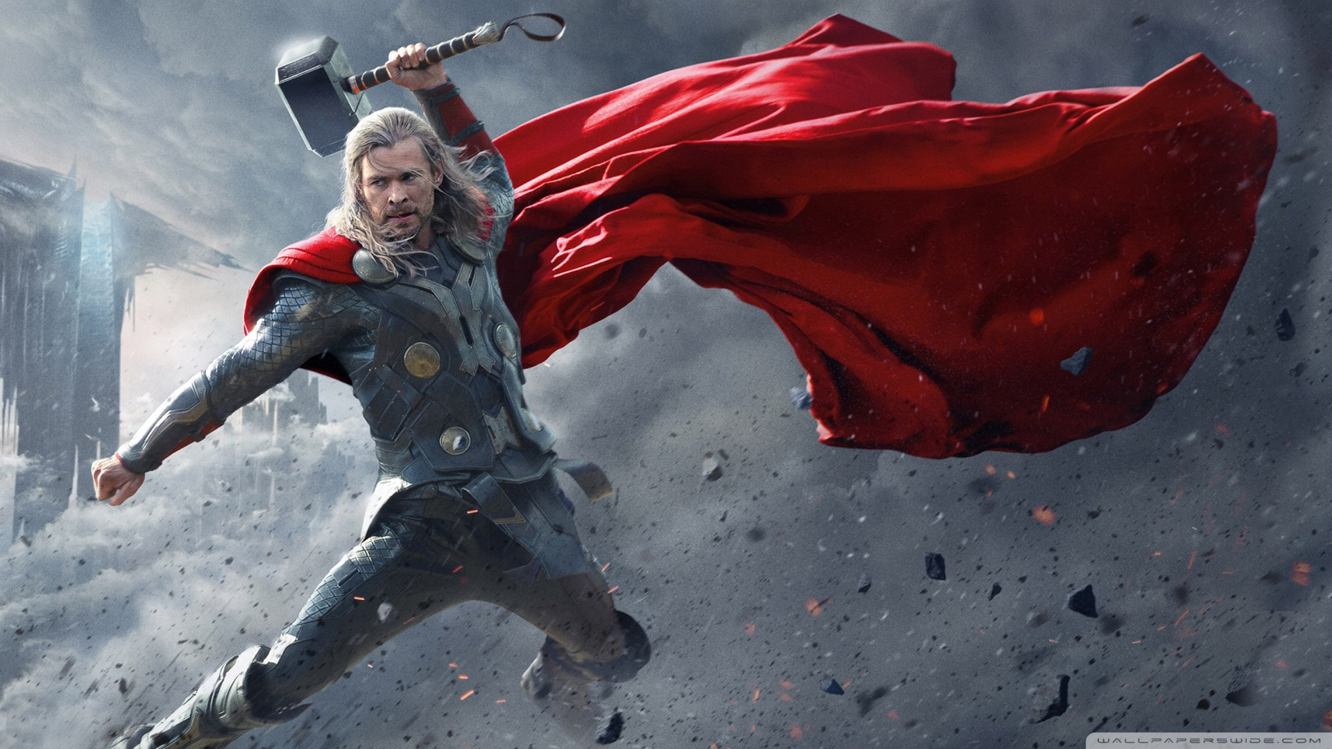 Thor The Dark World Live Wallpaper