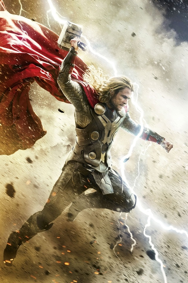 Thor Wallpaper Iphone
