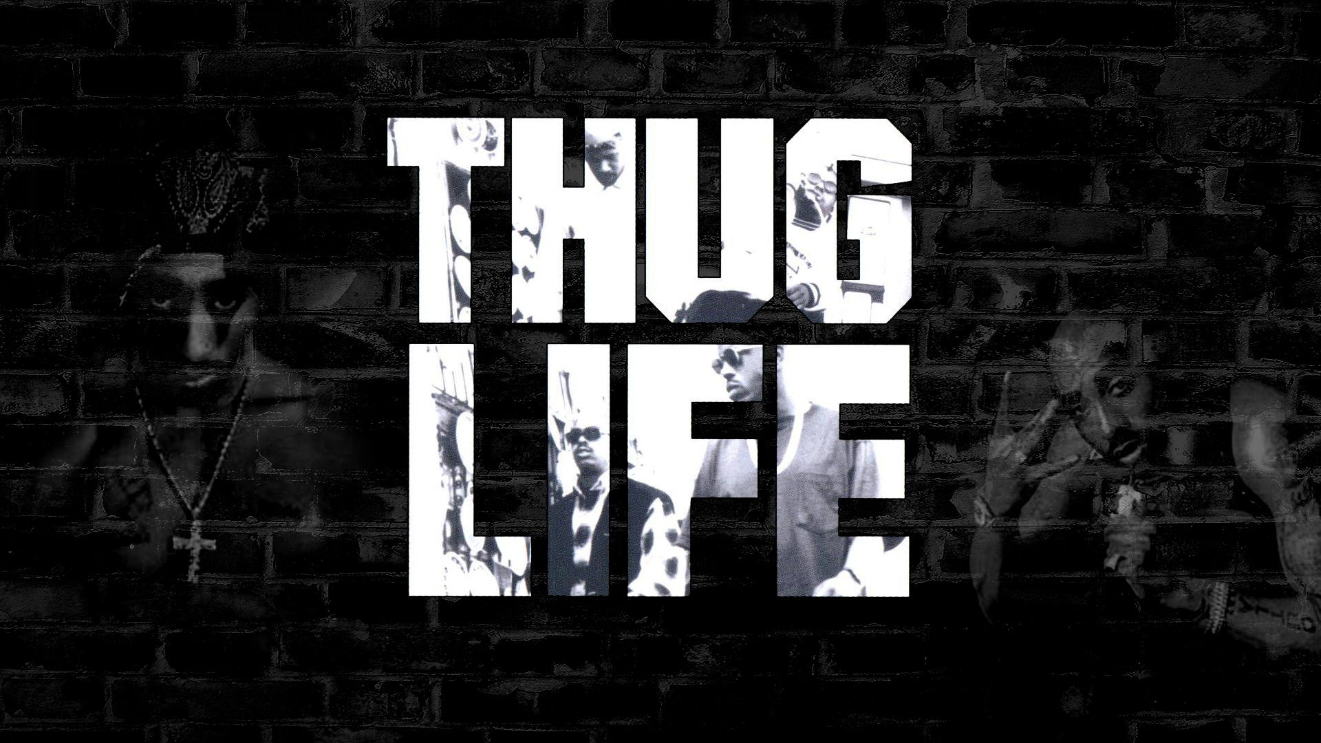 Thug Life Wallpaper