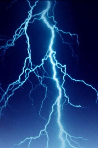Thunder And Lightning Live Wallpaper