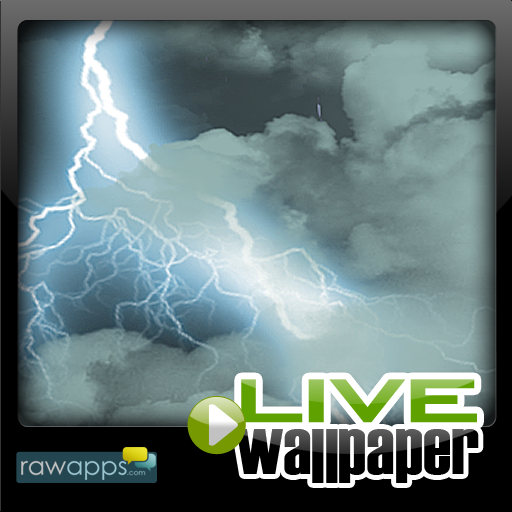 Thunder Live Wallpaper