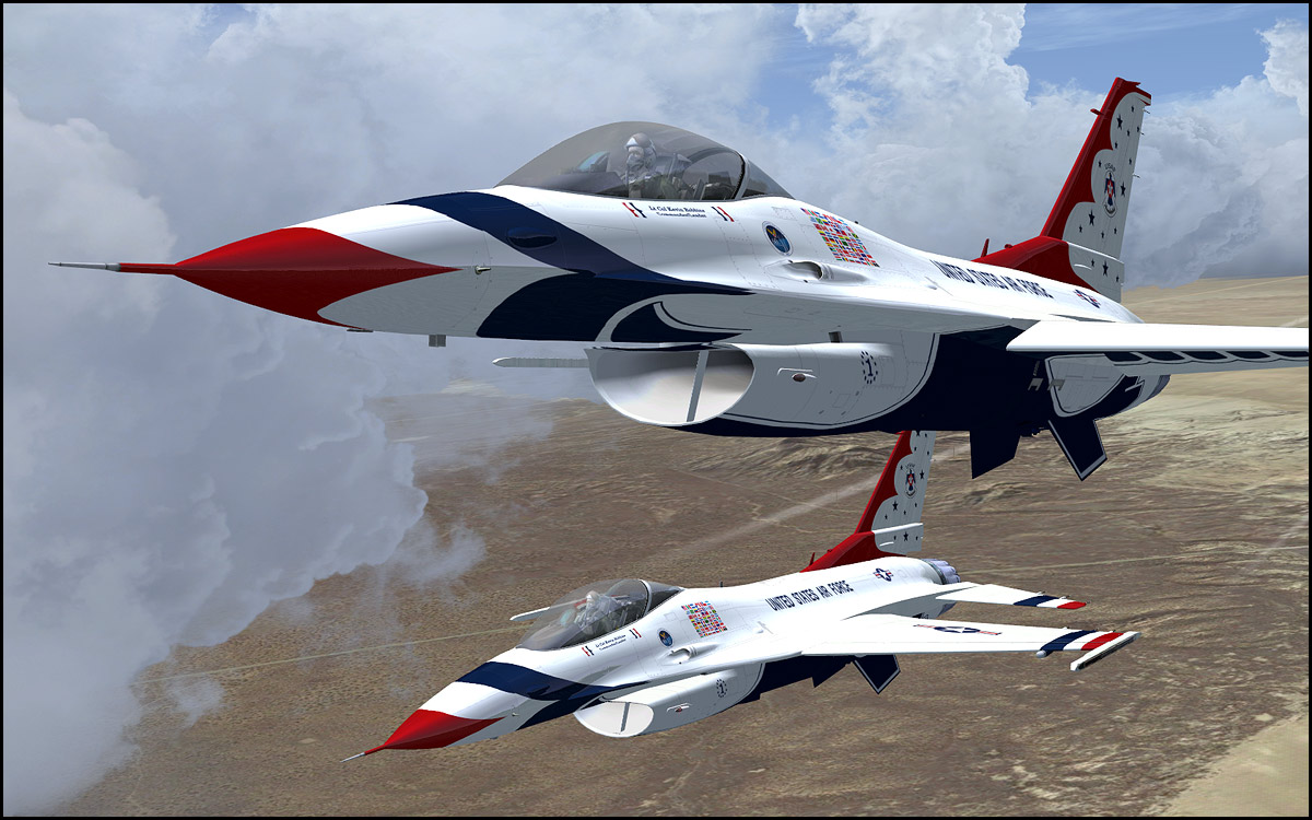 Thunderbirds Wallpaper