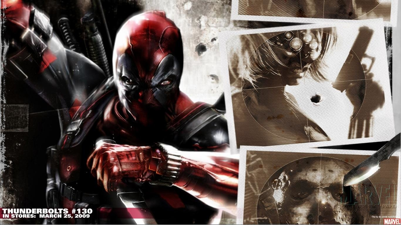 Thunderbolts Wallpaper
