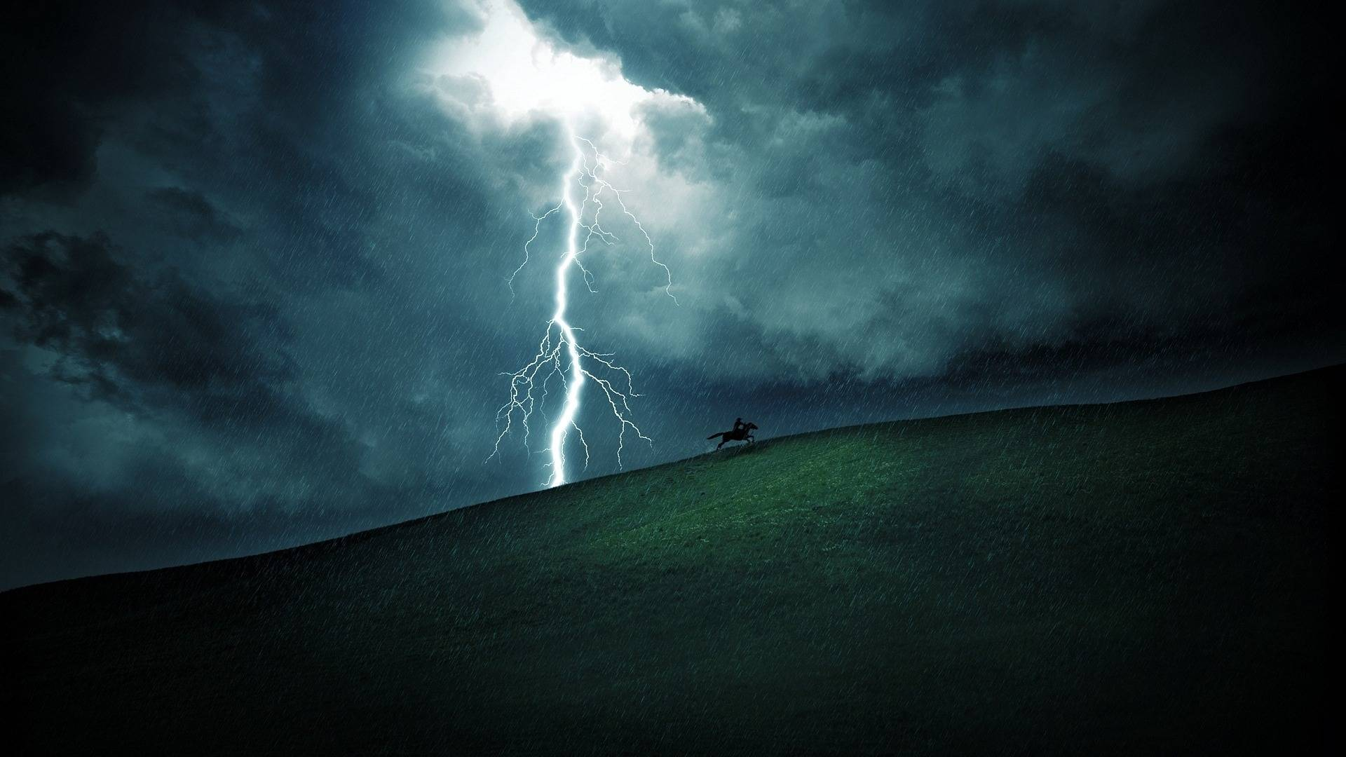 Thunderstorms Wallpaper