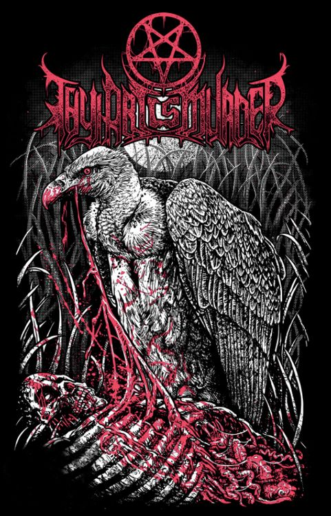 Thy Art Is Murder Wallpaper