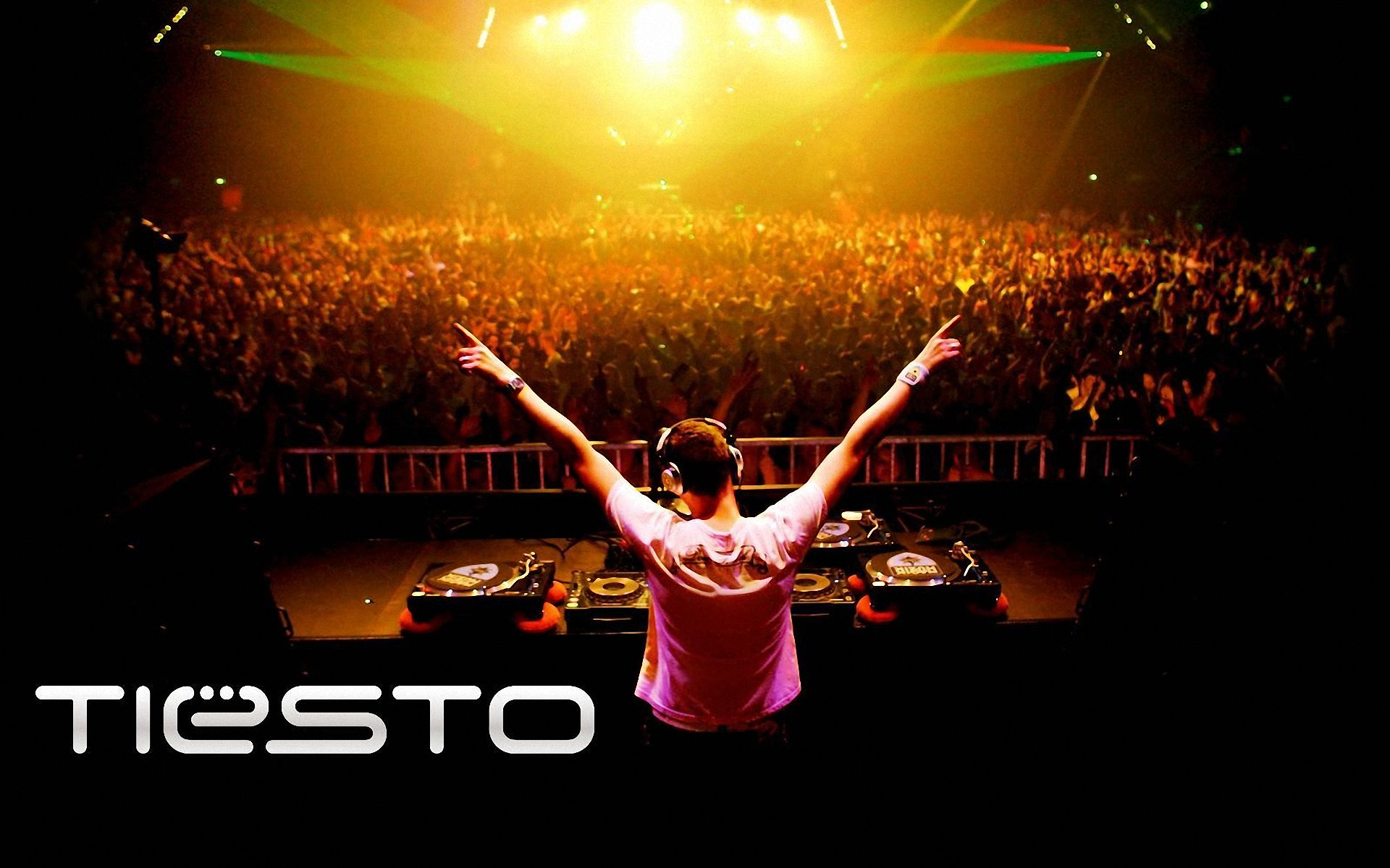 Tiesto Wallpaper