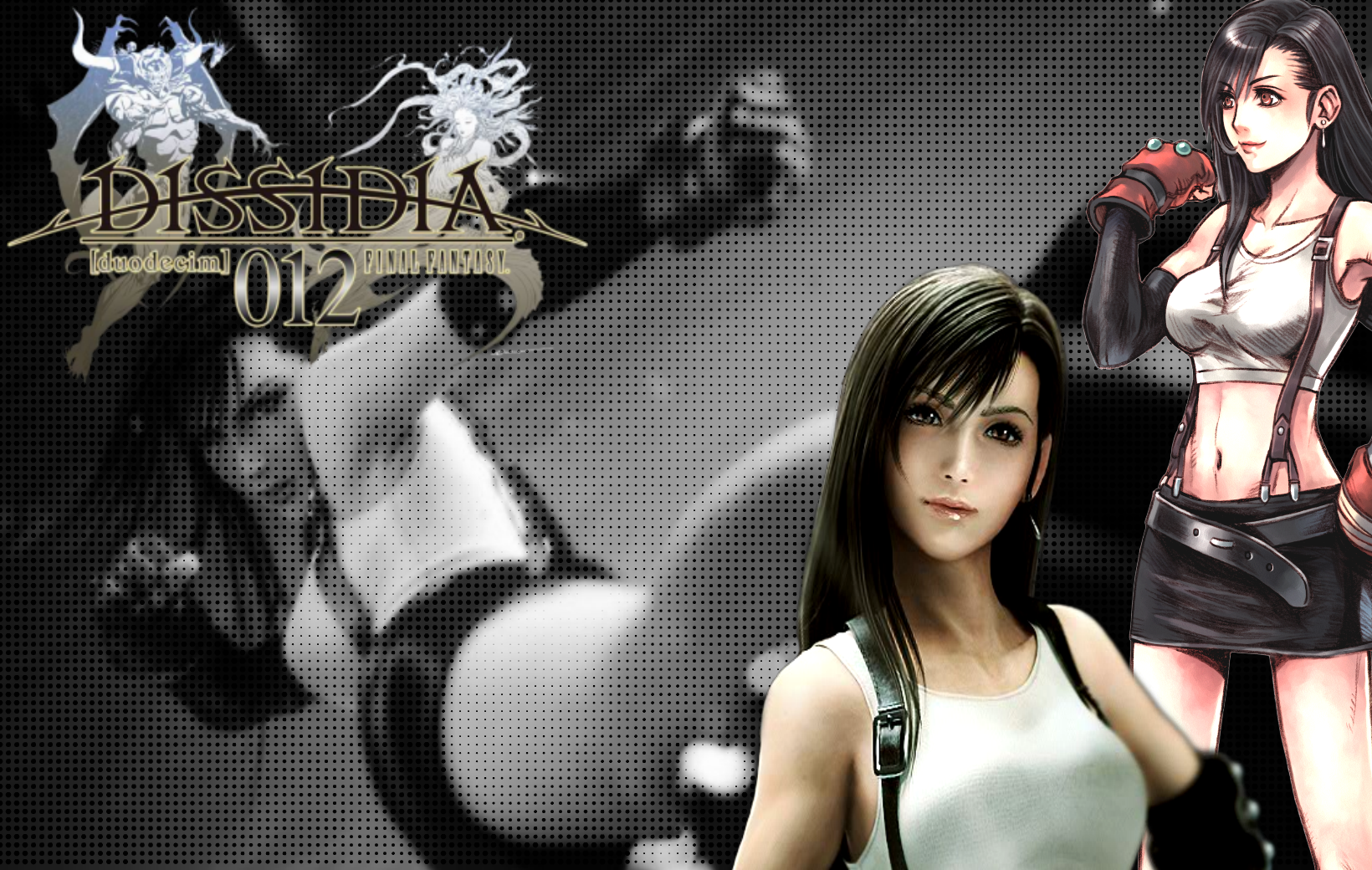 Tifa Wallpaper