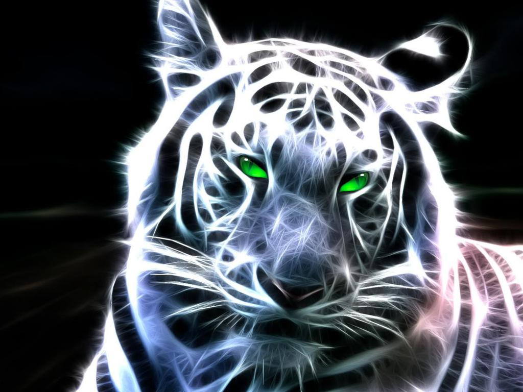 Tiger 3D Wallpapers Free Download