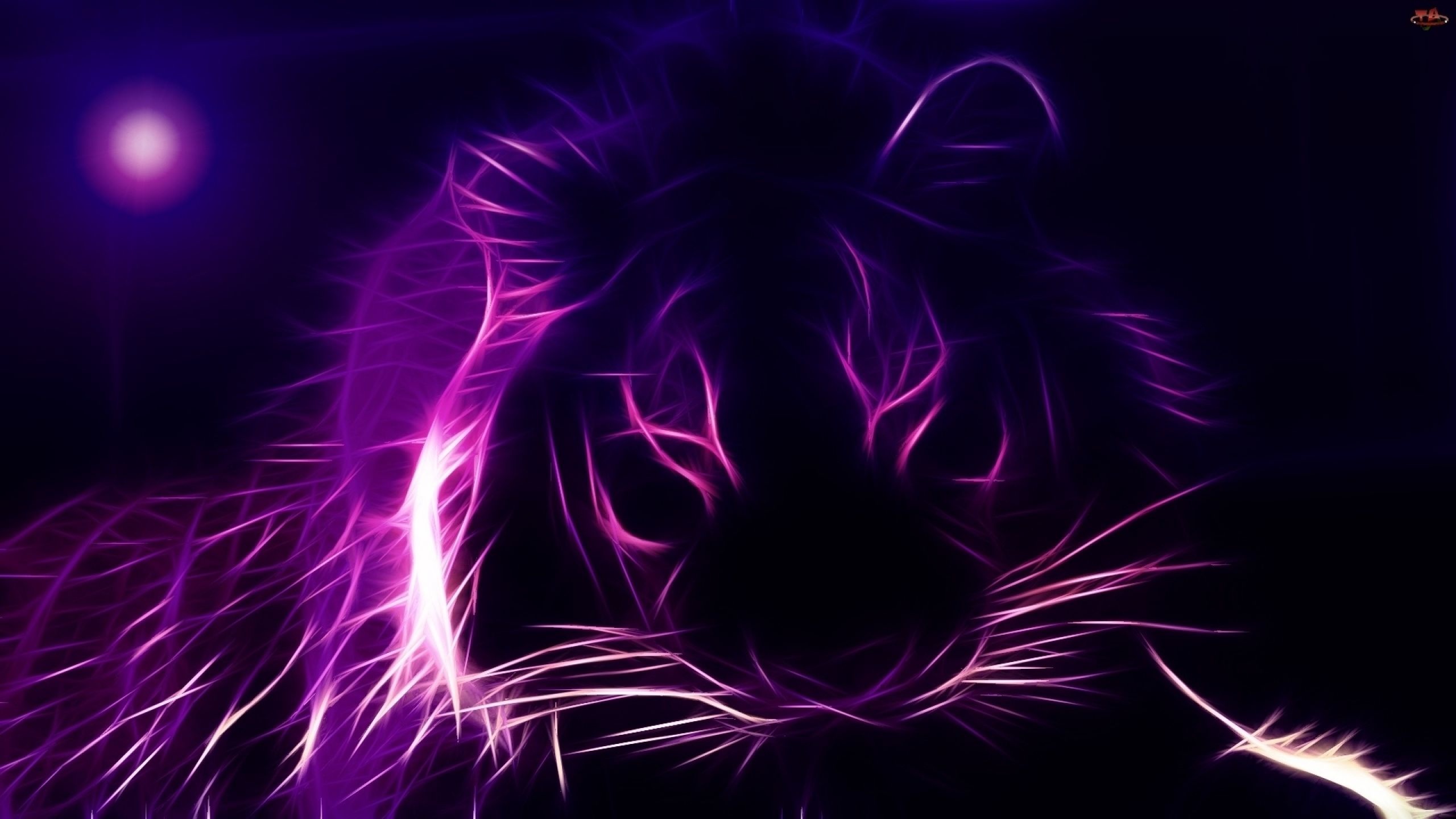Tiger Animated Wallpaper