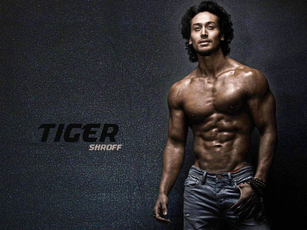 Tiger Shroff Body Wallpaper