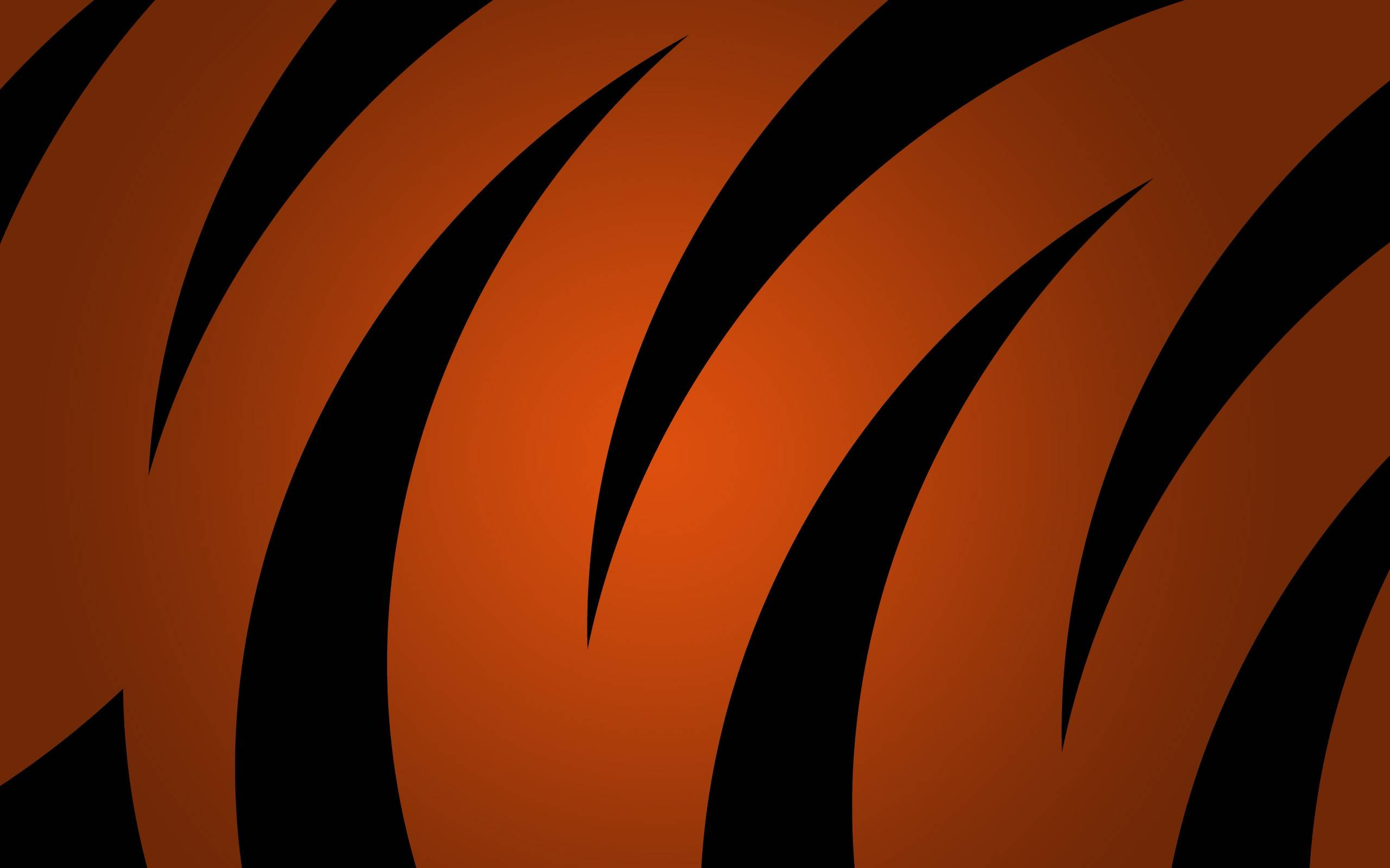 Tiger Stripes Wallpaper