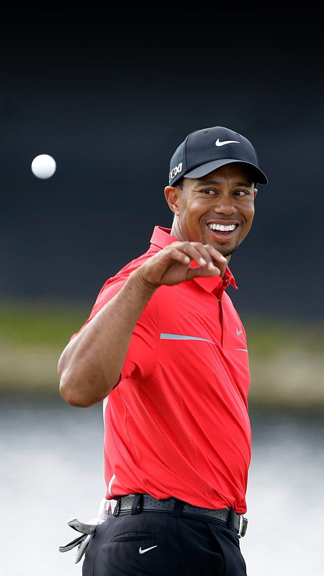 Download Tiger Woods Wallpaper Gallery Purple Happy Holidays Pictures