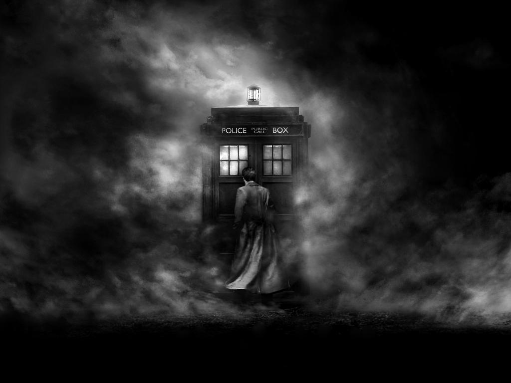 Time Lord Wallpaper