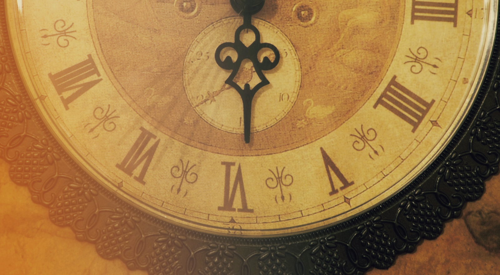 Time On Wallpaper