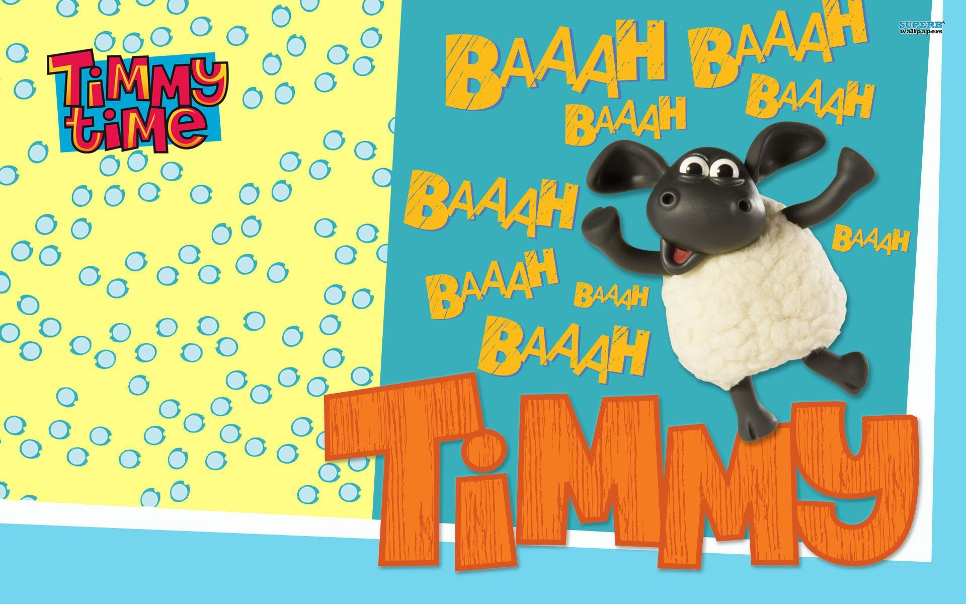 Timmy Time Wallpaper