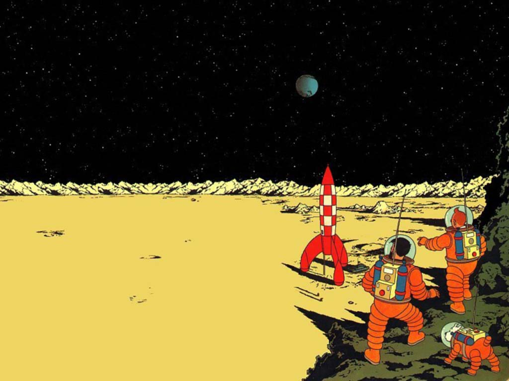 Tin Tin Wallpaper