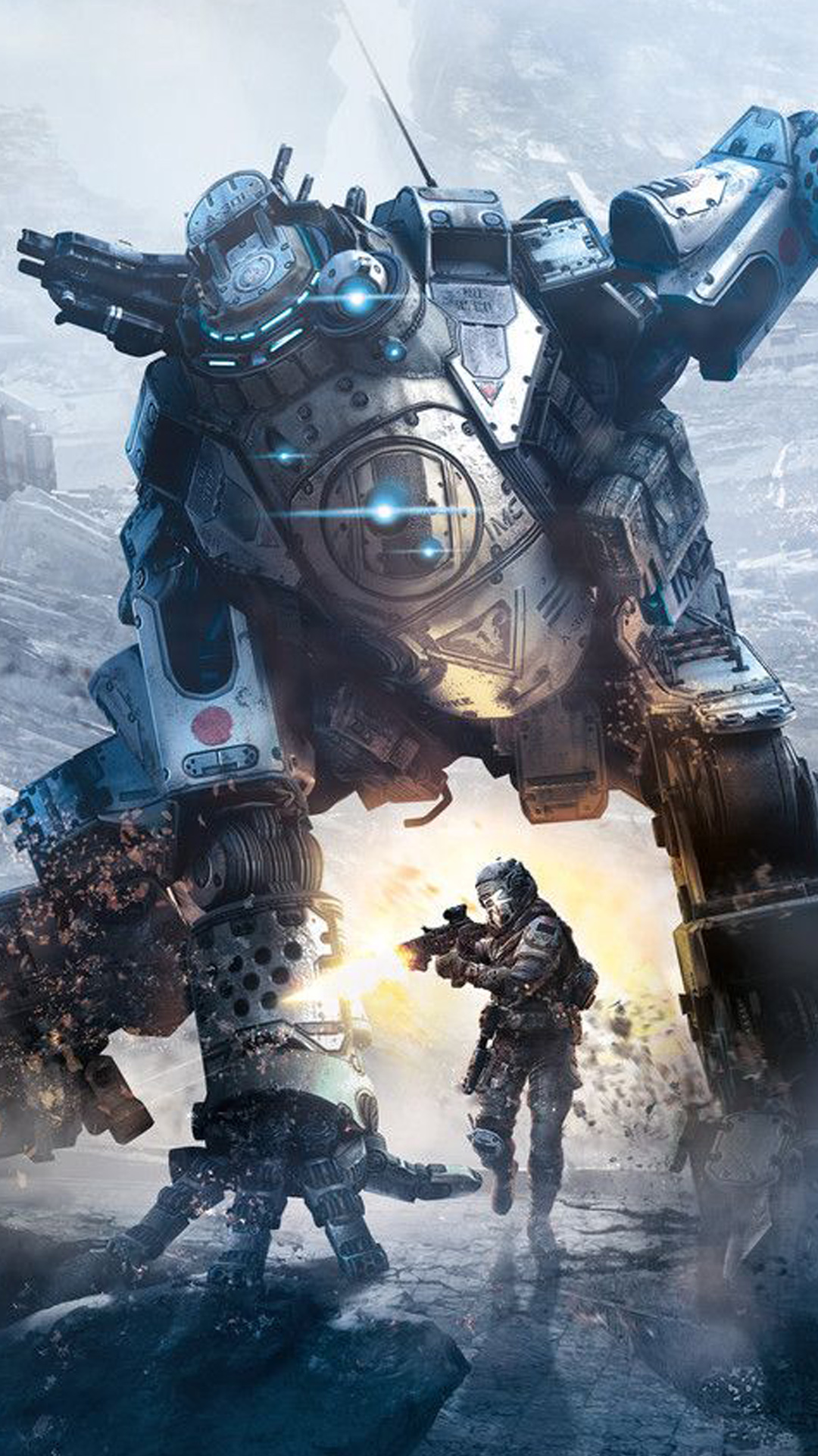 Titanfall Iphone Wallpaper