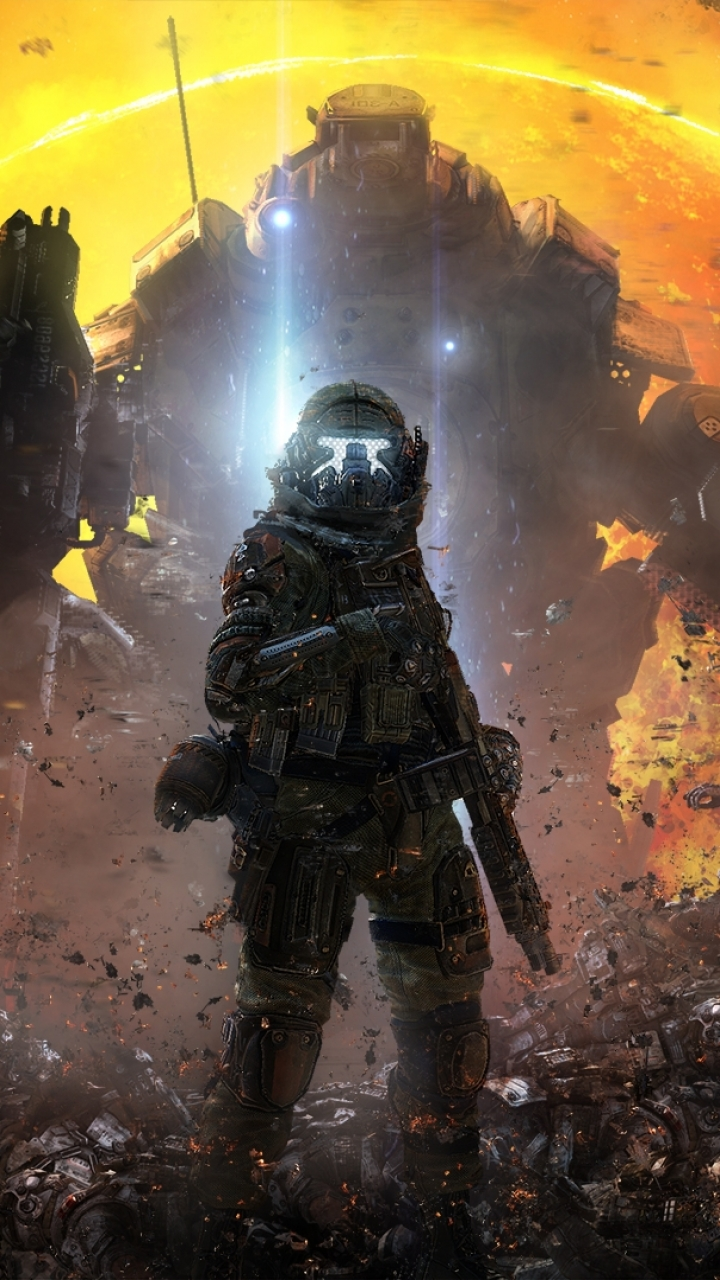 Download Titanfall Phone Wallpaper Gallery