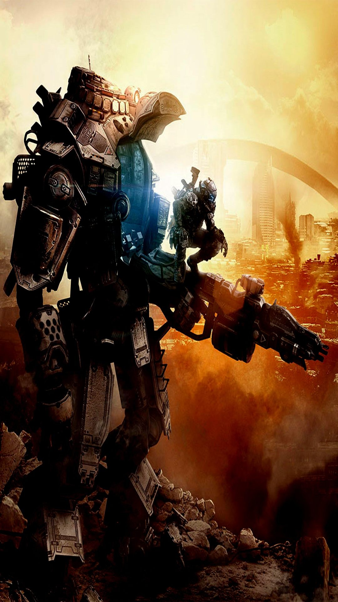 download titanfall wallpaper iphone gallery