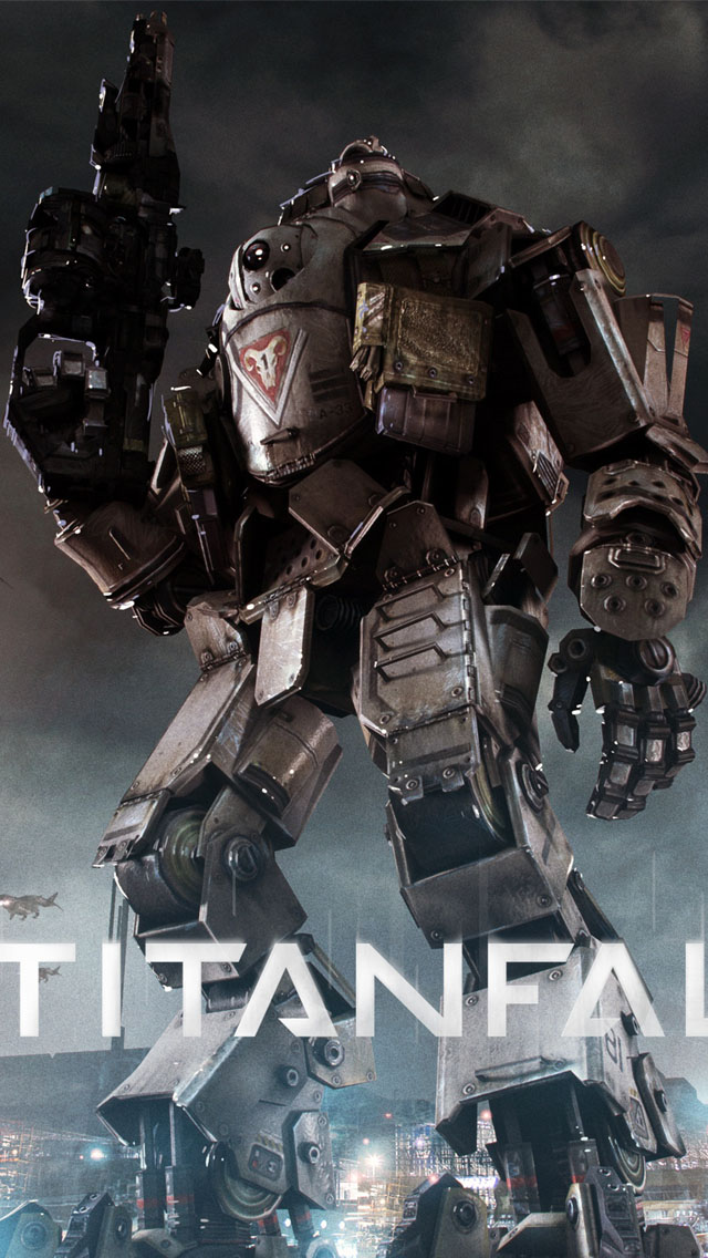 Titanfall Wallpaper Iphone
