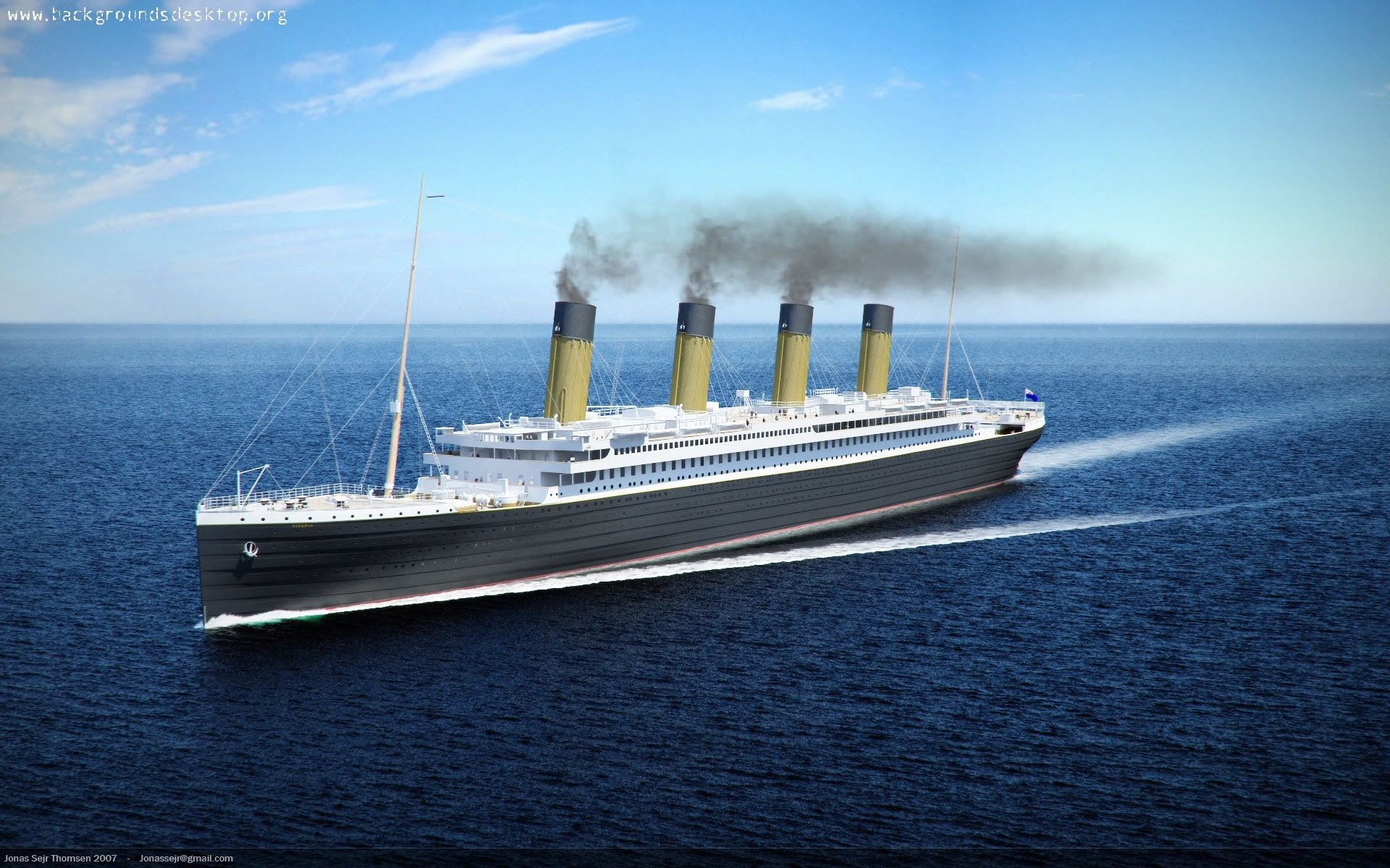 Titanic Wallpaper Download