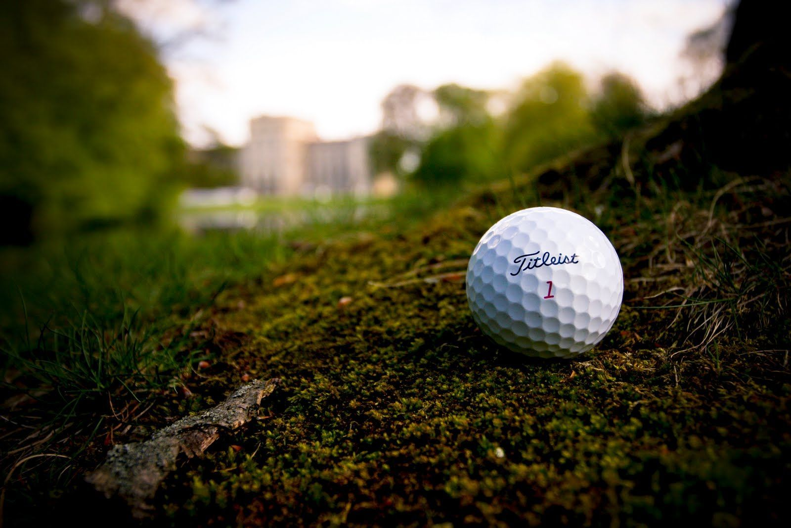 Titleist Golf Wallpaper