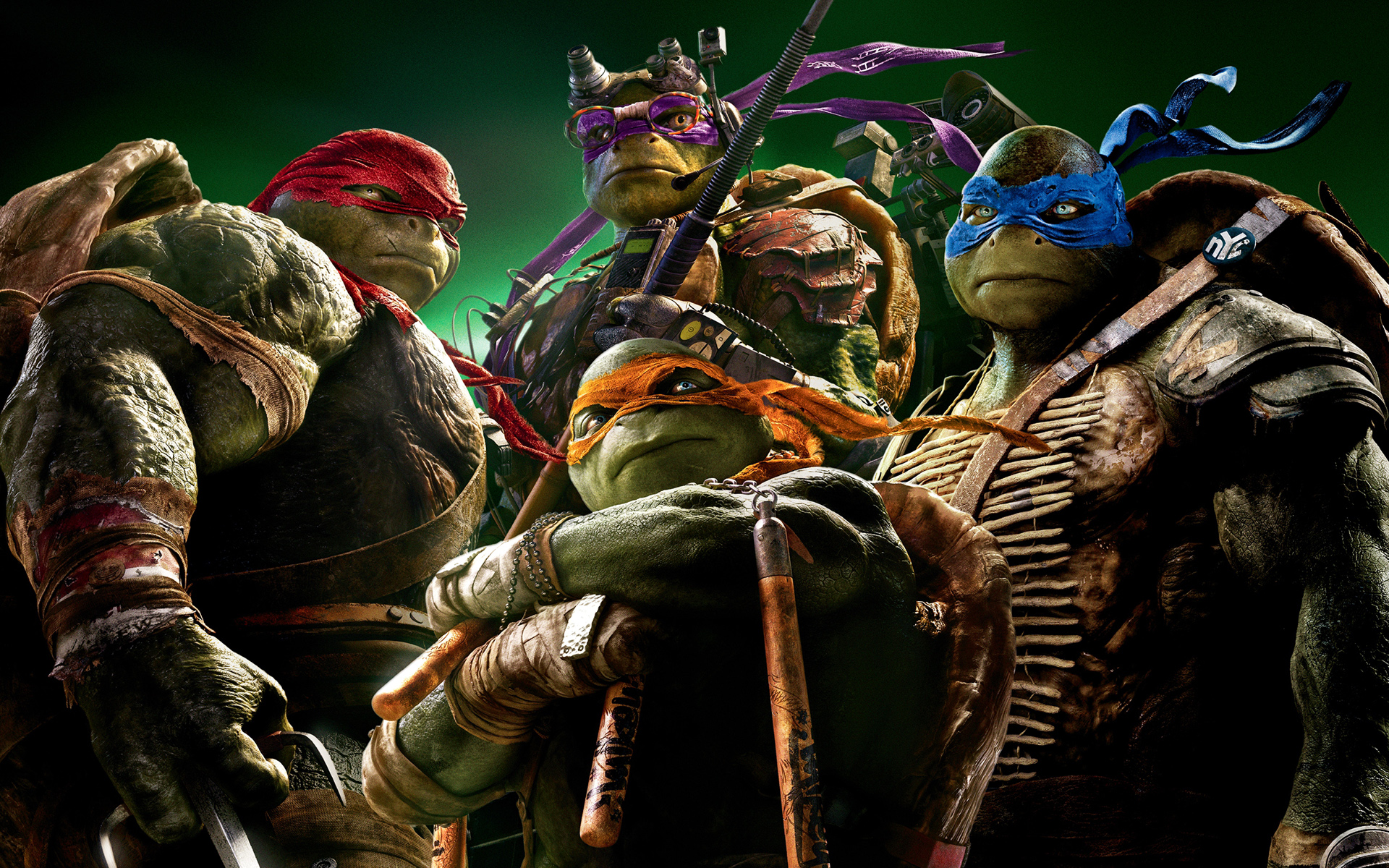 Tmnt Movie Wallpaper