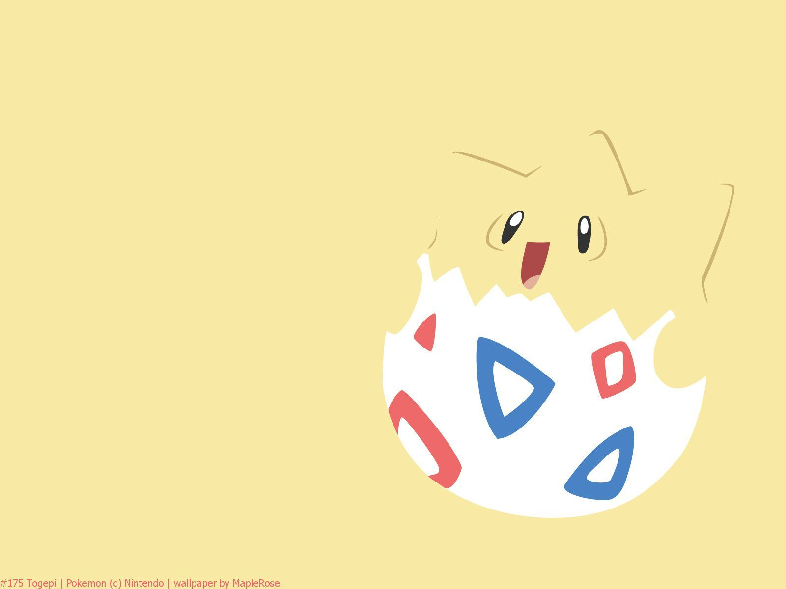 Togepi Wallpaper