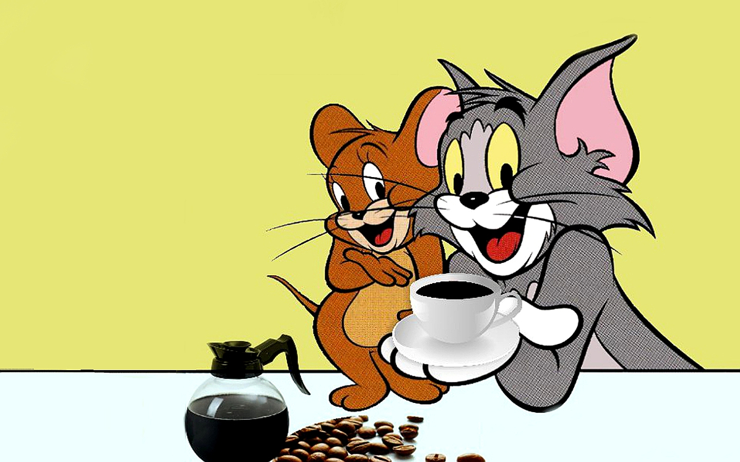 Tom And Jerry Cartoon Pictures Wallpapers
