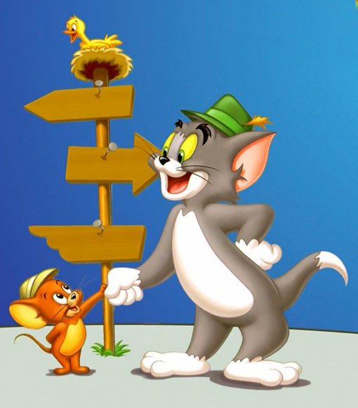 Tom And Jerry Wallpaper For Mobile