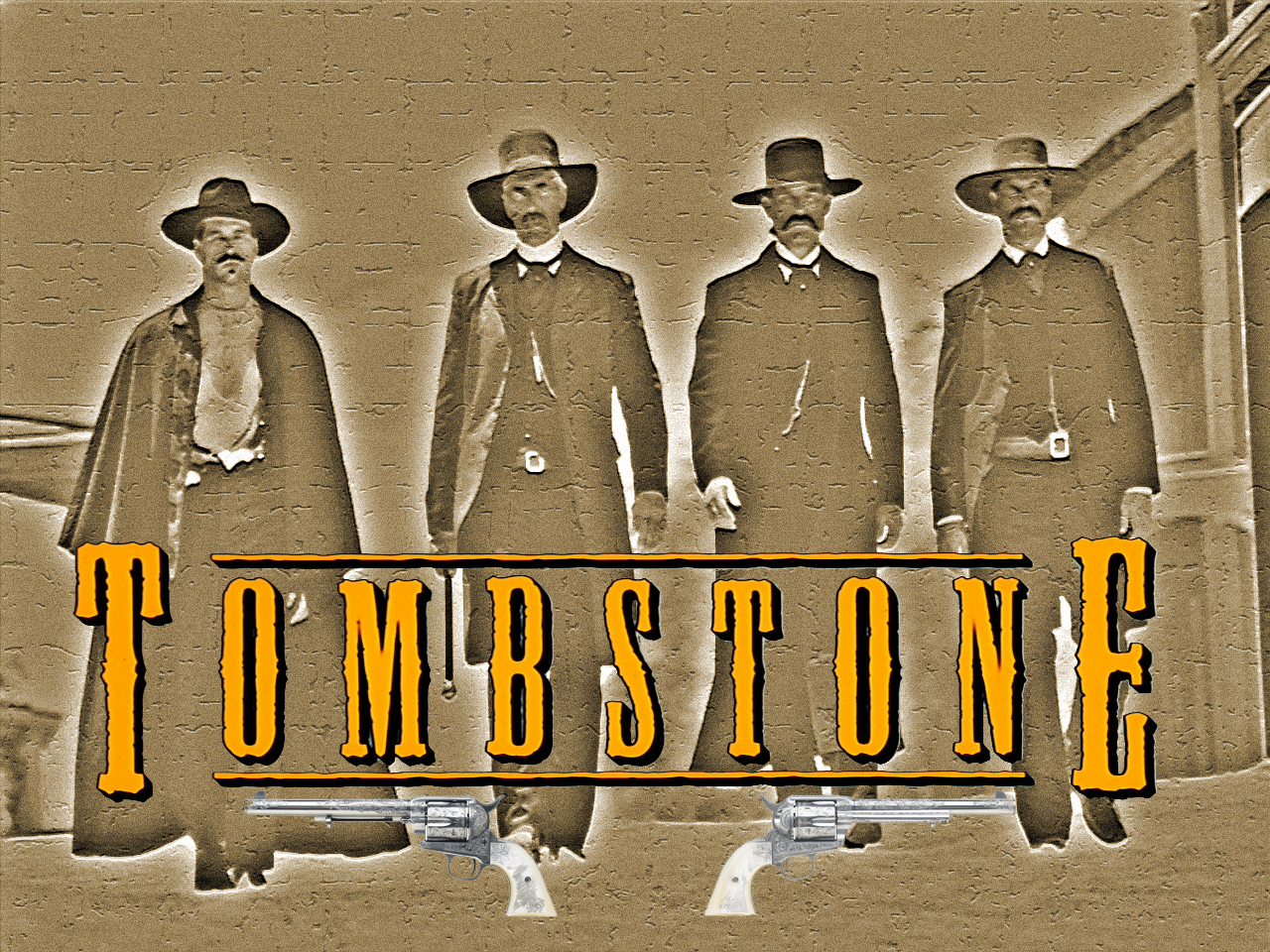Tombstone Wallpaper